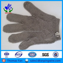 chain mail stainless steel gloves, protective gloves against mechanical risks
