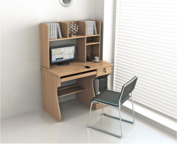 los nios de madera escritorio de la computadora para el estudio