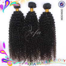 Big stock wholesale honey and beauty kinky curly brazilian hair