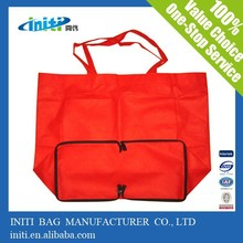 Recyclable Folded Bag / Non Woven Shopping Bags /Polyester Bags
