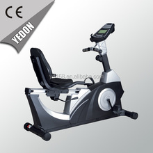 YD-6803 Names of Exercise Machines Commerical Recumbent Bike