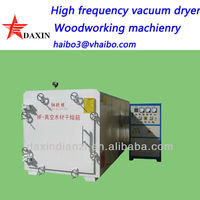 High tech and high frequency vacuum drying equipment