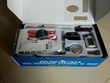 Magic car alarm m903f car alarm system,two way car alarm blue m903f car alarm suitable for Kazakhstan,Uzbekistan market