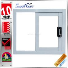 Australia AS2047 standard 10years warranty commercial cheap price pvc sliding windows