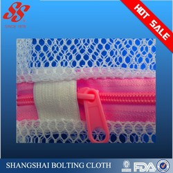 wholesale promotion big size mesh drawstring bag with cord