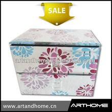 jewelry box Acrylic ring box(milky way jewelry also provide various kinds of Beads,jewelry 1214-008