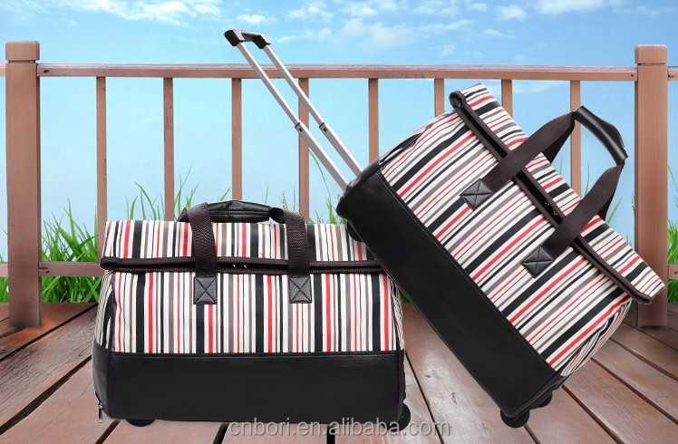wholesale cheap travel trolley luggage bag