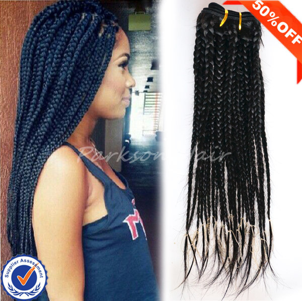 How Long Does Crochet Box Braids Last : ... sale box braid hair crochet braids with human hair cheap braiding hair