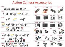 2015 Action Camera Accessories ; Sport Camera Accessories; Waterproof Camera Accessories