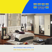 WOW! 8008# Turkish style attractive price luxury Hotel Bedroom Sets