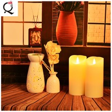 top selling candle wedding favors hotel led candle candle/