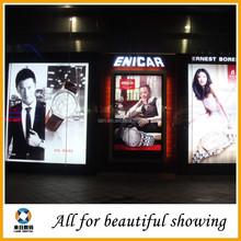 PET backlit film for poster printing, advertising light box PET backlit film