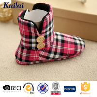 high heel warm snow boots shoes