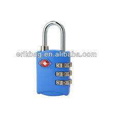 3 Dial Combination TSA Lock/briefcase combination locks/steering wheel combination lock