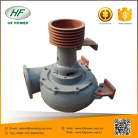 Hot sailling multifunctional sand dredge pump