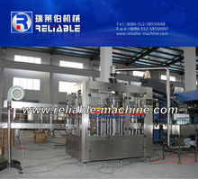 Stainless Steel Automatic PET Bottle Soda/Cola Filling Machine