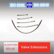 Flexible tyre valve extension 180mm