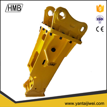SB151 hydraulic rock breaker excavator hammer , hydraulic breaker attachment
