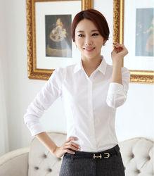 ladies uniform shirts online shopping for wholesale clothing