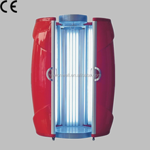 The latest 50pcs UV Tanning Bed for Burn fat,slimming ,anti-wrinkle,refresh
