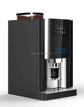 Wholesale super automatic bean to cup hot coffee hot milk espresso coffee machine