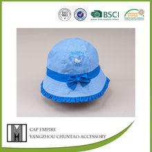 BSCI audit 100% cotton hello kitty printed floppy bucket hat