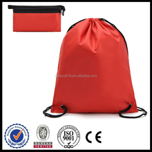 Alibaba India 360D Eco Friendly Foldable Drawstring Bag Promotional Gift bag from china