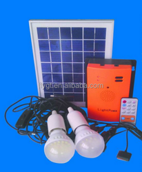 Family use 5w home solar system india