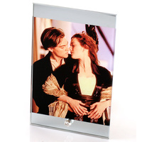 Christmas Good Gift Souvenir Funia Photo Frame Digital Sublimation Glass Frames
