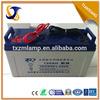 high quality used in solar street light battery for solar panel