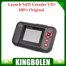 2014 LAUNCH Creader Professional Creader vii+ Original Auto Code Reader Scanner LAUNCH Creader 7+ Update on line