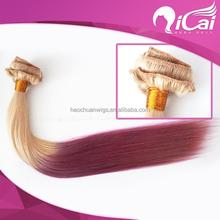 2015 Qicai Hair Leading Hair Factory Wholesale Hotsale 100% Cheap Human Hair Extensions UK