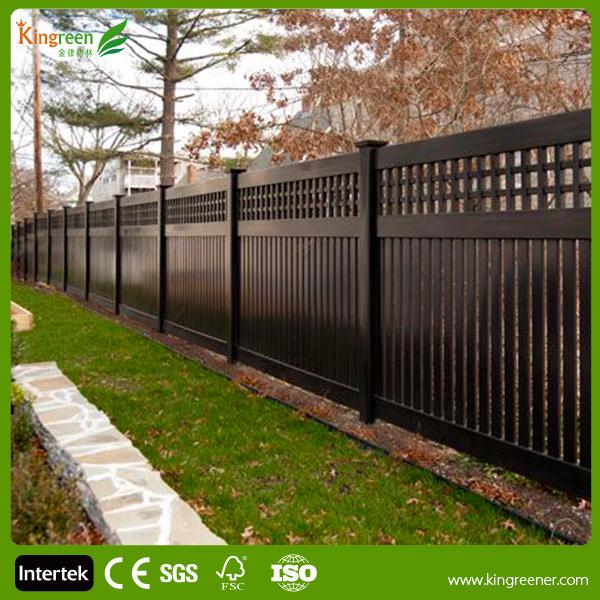Bella recinzione fai da te pannelli uv protetto anti for Idee recinzione giardino
