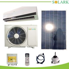 Ecool Brand of Portable Solar Energy Air Conditioner , 12000btu/1Ton/1.5HP