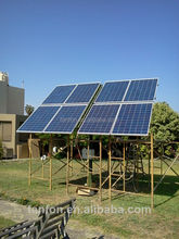 Off Grid Hot Sale 10KW Solar System For Home / Solar panel (Supply Air Condition, LED Light, Fan, PC, Television, And So On)