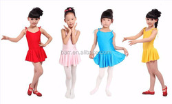 height 95-150CM Ballet gymnastics Latin performance braces dance dresses kid baby dance dresses classical ballet tutu DS11005