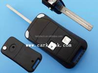 Modified Lexus key blank 2 buttons remote key blank,car key