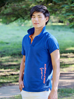 2015 HOT SALE colorful and breathable high quality polo t shirt for men
