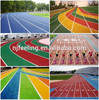 Rubber Running Track, EPDM Rubber Granules For Synthetic Grass -FN-I-15080501