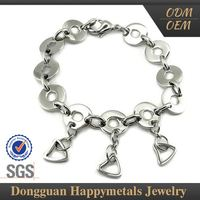 Super Quality Custom Made Ginger Snaps Bracelet With Sgs Certification