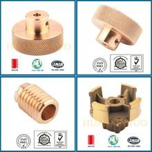 Custom Brass CNC Machining Services