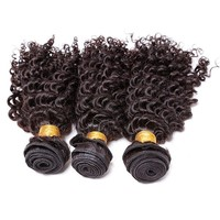 Very Low Price 12 Inch Kinky Curl 3 Piece/Set Natural Hair Export