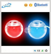 Hot 2 in 1 private label falshlight bluetooth speaker portable wireless car subwoofer