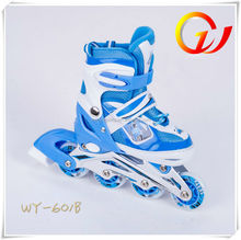 aggressive helmet attachable roller skates
