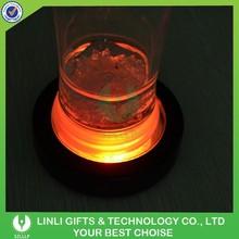 Promotional RGB LED Flashing Cup Pad