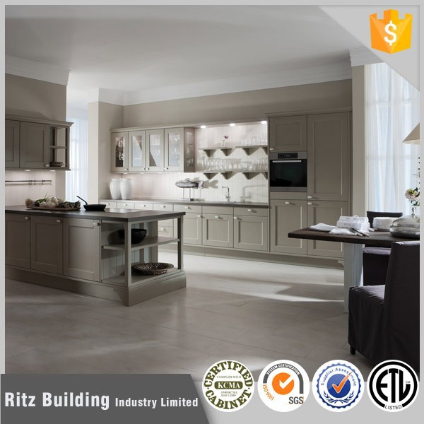 Plastic Kitchen Cabinet And Fiber Kitchen Cabinet Factory Kitchen