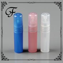 plastic bottle /plastic perfume spray pen/plastic mini perfume spray bottle