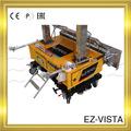 Maquina de tarrajear parede EZ Renda modelo EZ-Vista