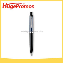 Promotion Black Ink Ball Pen with Logo