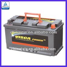 Maintenance Free Car Battery MF58827 12V88AH